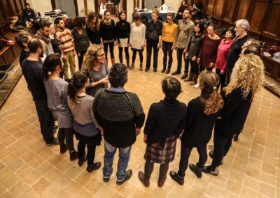 Lab Improvvisazione Vocale Estrema con Claudia Fofi UiV 2017