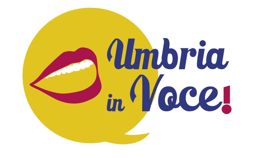 in arrivo Umbria in Voce!